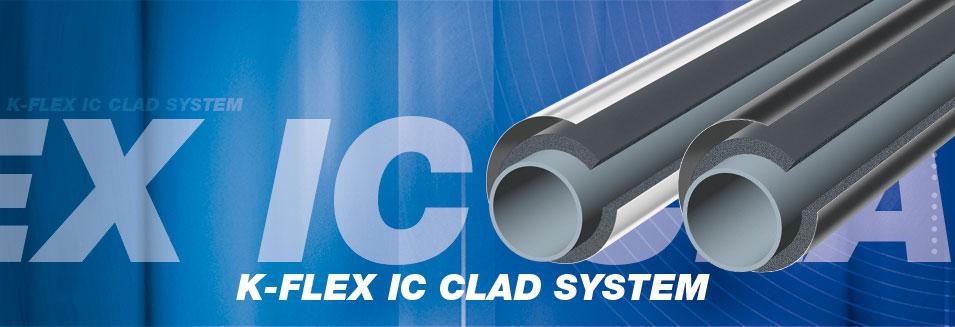 K-FLEX IC CLAD SYSTEM