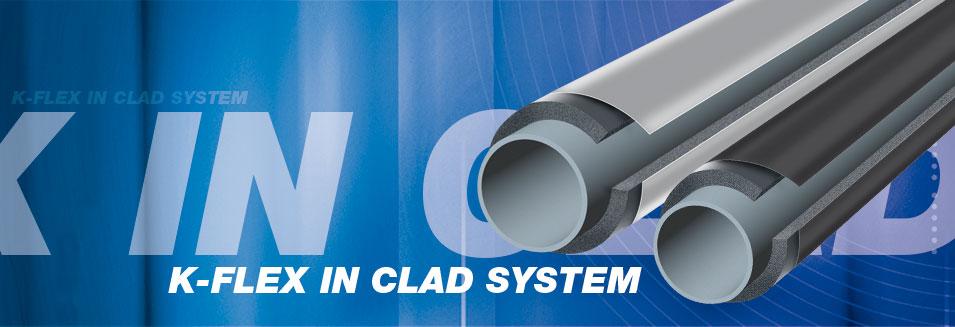 מערכת ציפוי – K-FLEX IN CLAD SYSTEM