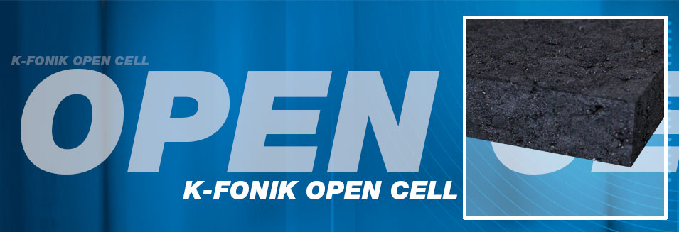 K-FLEX K-FONIK OPEN CELL