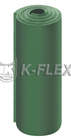 ECO K-FLEX חומרי בידוד אקוסטי רגילים