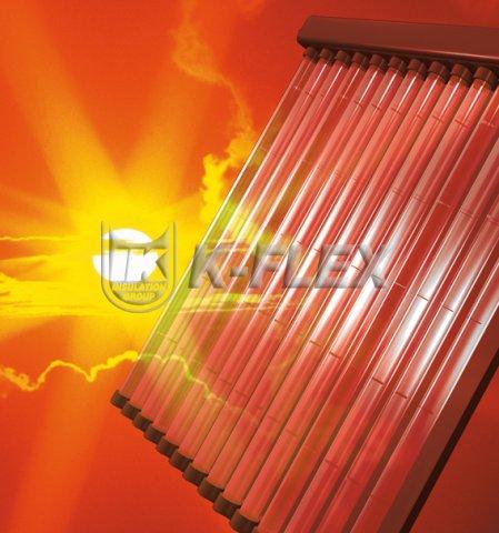 חומר בידוד לאנרגיה סולארית