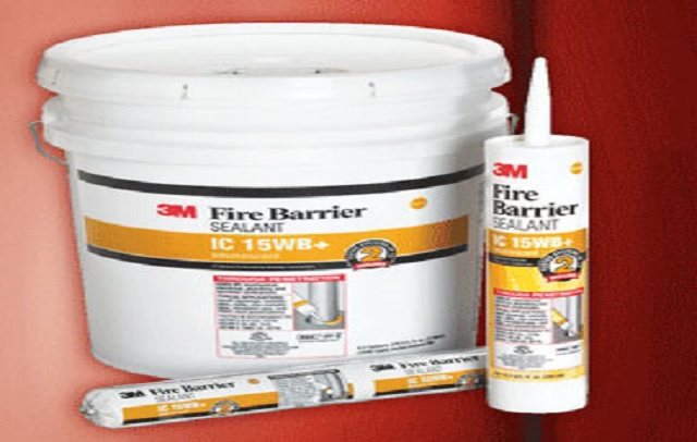 SEALANT FIRE BARRIER